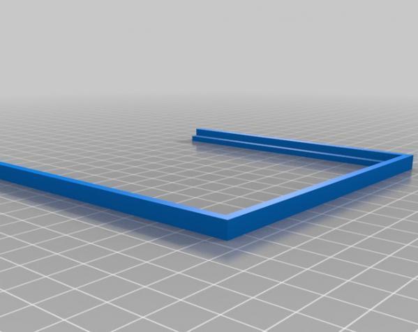 可定制化的浮光灯具 3D模型  图10