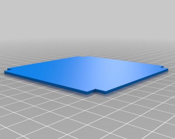 可定制化的浮光灯具 3D模型  图12