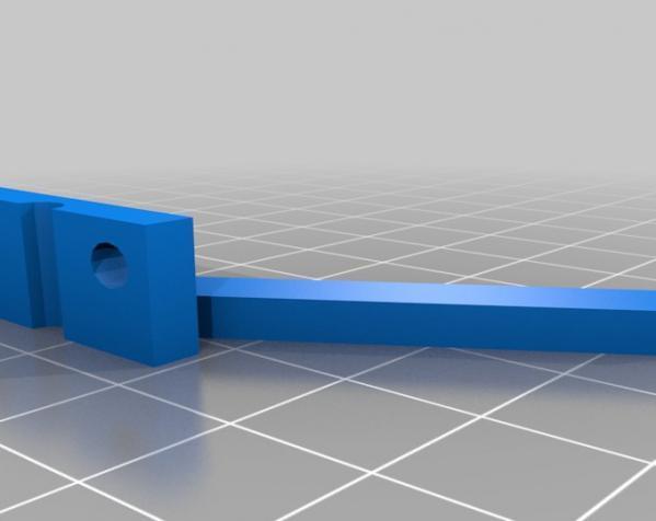 可定制化的浮光灯具 3D模型  图11