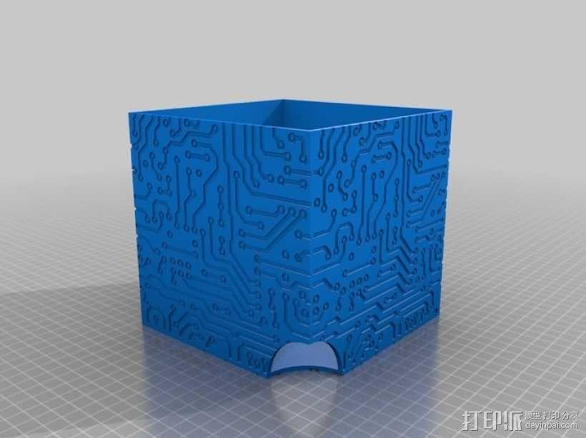 个性化鸟笼套件 3D模型  图6
