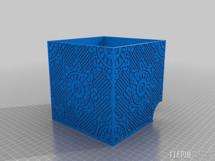 个性化鸟笼套件 3D模型  图8