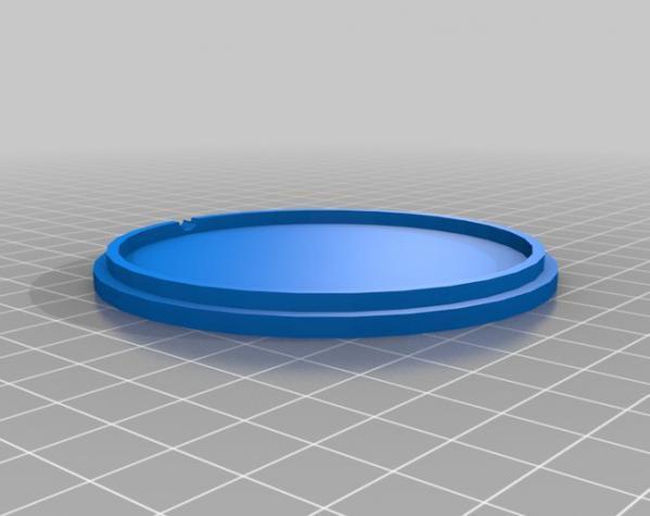 可口可乐瓶灯罩 3D模型  图7