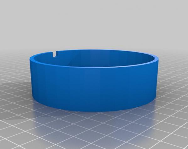 可口可乐瓶灯罩 3D模型  图8