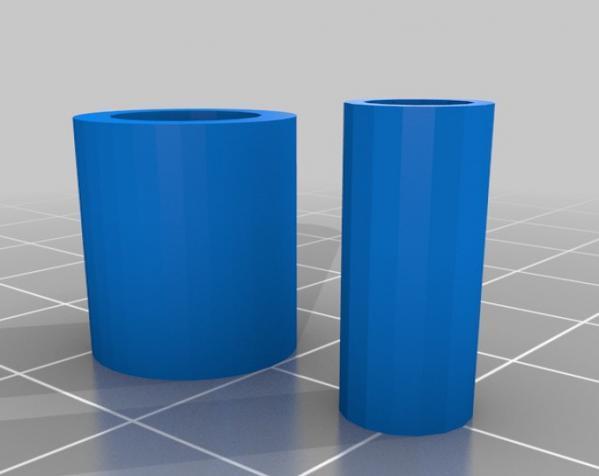 可口可乐瓶灯罩 3D模型  图9