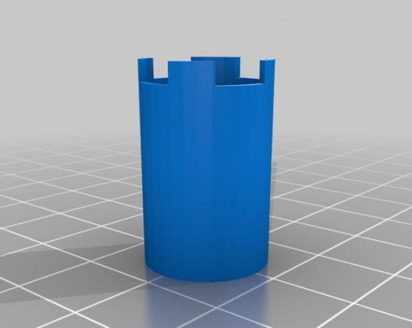可口可乐瓶灯罩 3D模型  图12