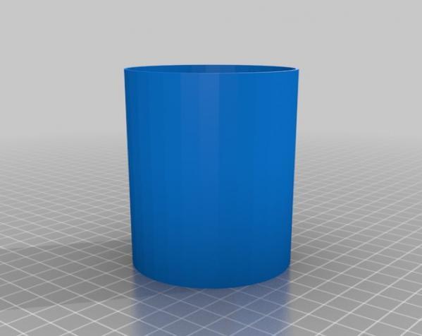 可口可乐瓶灯罩 3D模型  图13