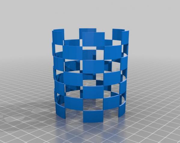可口可乐瓶灯罩 3D模型  图14