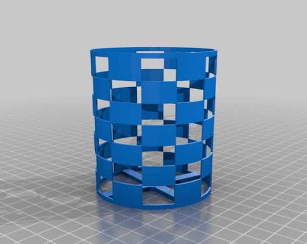 可口可乐瓶灯罩 3D模型  图15
