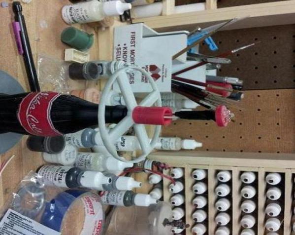 可口可乐瓶灯罩 3D模型  图19