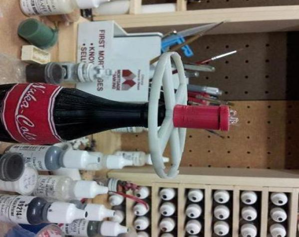 可口可乐瓶灯罩 3D模型  图20