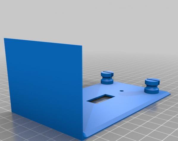 多功能开关板 3D模型  图5