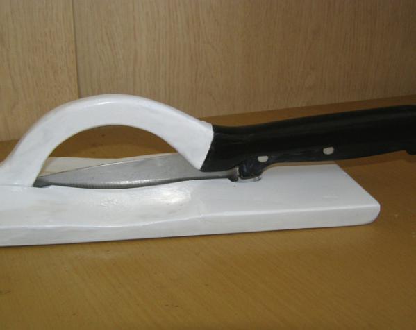 厨用刀具支架 3D模型  图2