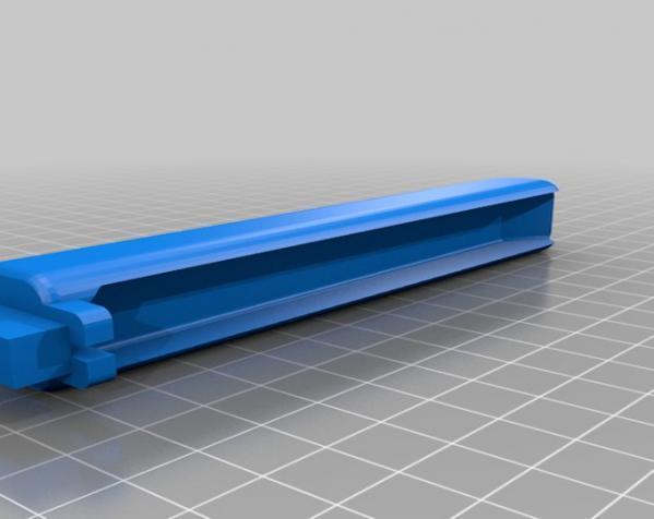 厨用刀具支架 3D模型  图10