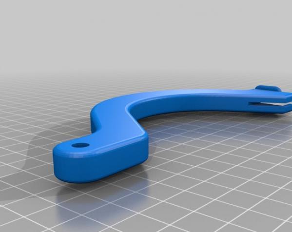 厨用刀具支架 3D模型  图11