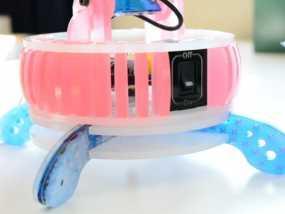 激光切割MR16 LED台灯 3D模型