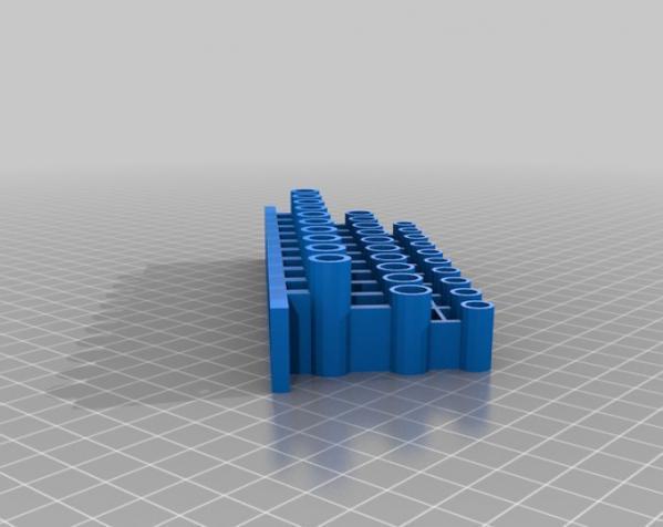 通用工具架 3D模型  图3
