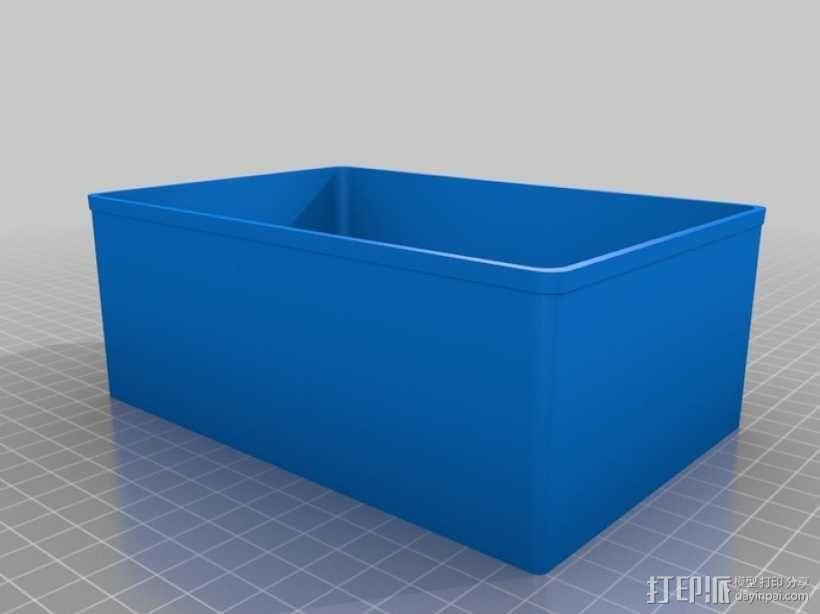定制化Sortimo盒子 3D模型  图8