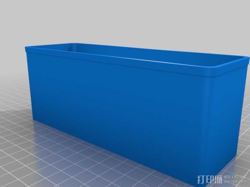 定制化Sortimo盒子 3D模型  图7