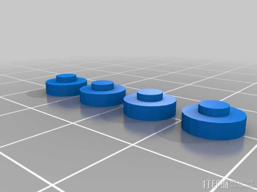 定制化Sortimo盒子 3D模型  图9