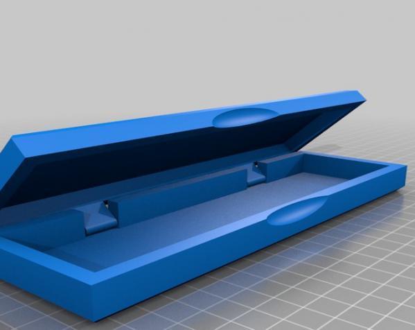 参数化收纳盒 3D模型  图3