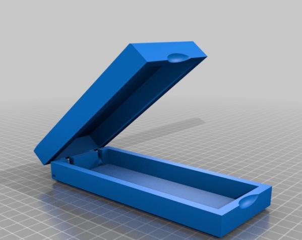 参数化收纳盒 3D模型  图5