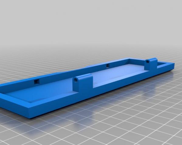 参数化收纳盒 3D模型  图8