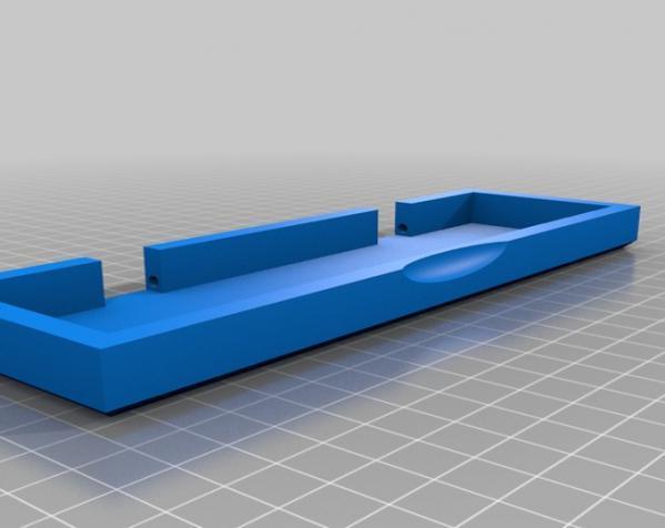 参数化收纳盒 3D模型  图7