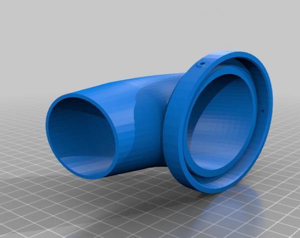 迷你驱虫电风扇 3D模型  图3
