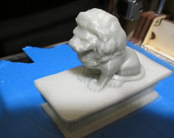 狮子收纳盒 3D模型  图6