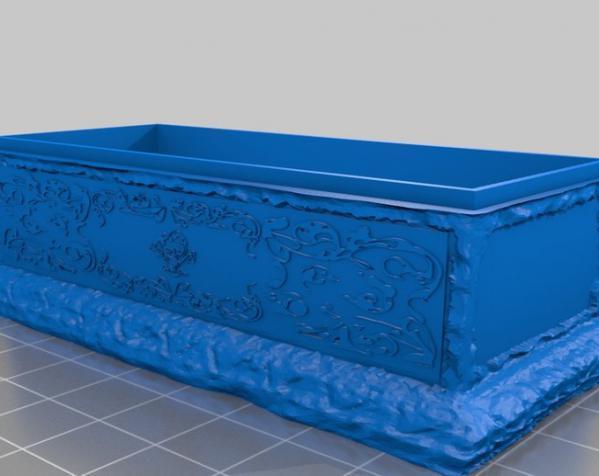 狮子收纳盒 3D模型  图9