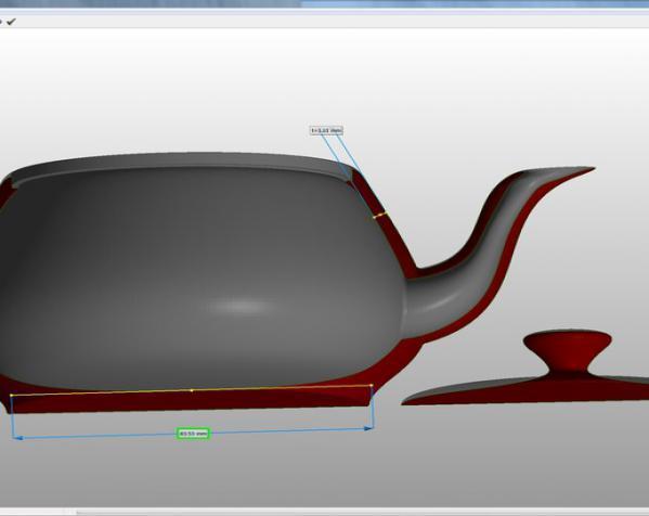3D打印犹他茶壶 3D模型  图3