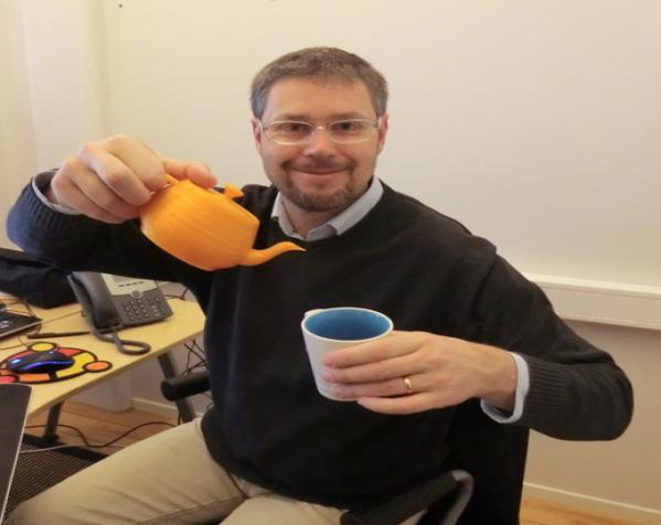 3D打印犹他茶壶 3D模型  图5