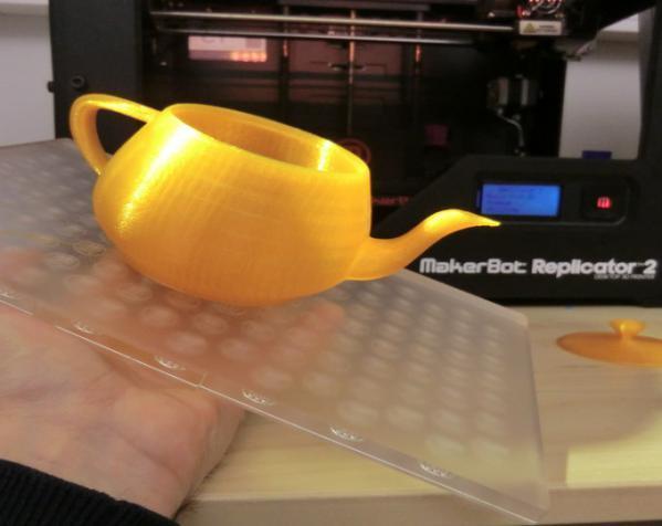 3D打印犹他茶壶 3D模型  图9