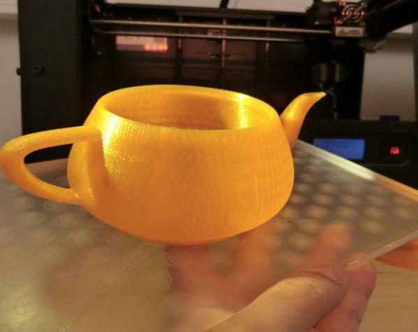 3D打印犹他茶壶 3D模型  图8