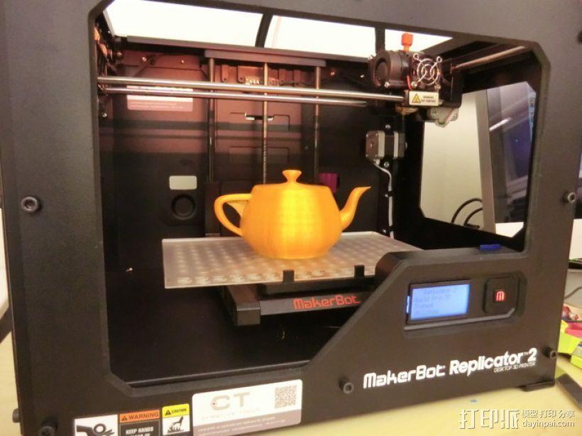 3D打印犹他茶壶 3D模型  图14