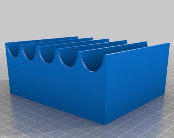 Altoids口香糖盒架 3D模型  图1