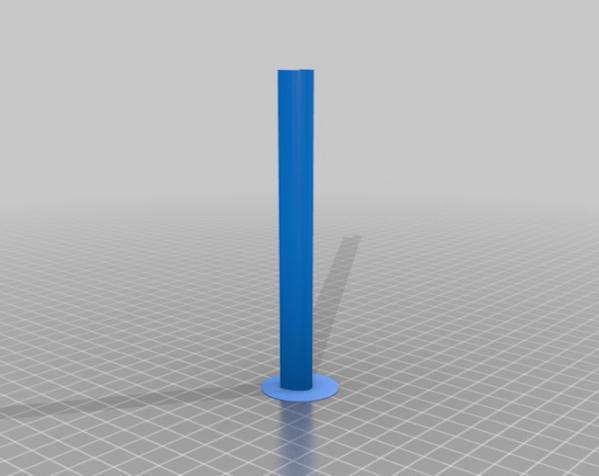 迷你彩色LED灯 3D模型  图9
