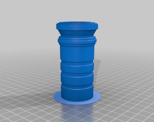 迷你彩色LED灯 3D模型  图11