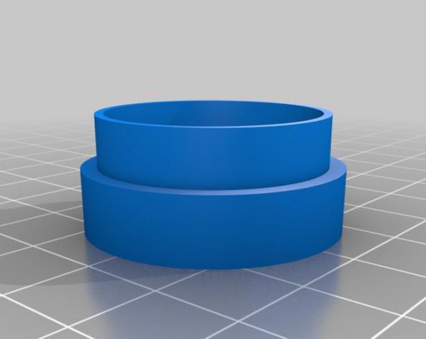 迷你彩色LED灯 3D模型  图12