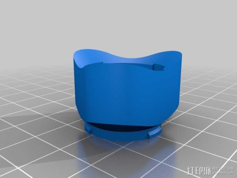 定制化可堆叠小盒 3D模型  图3