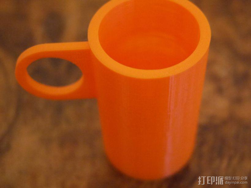 定制化茶杯 3D模型  图3