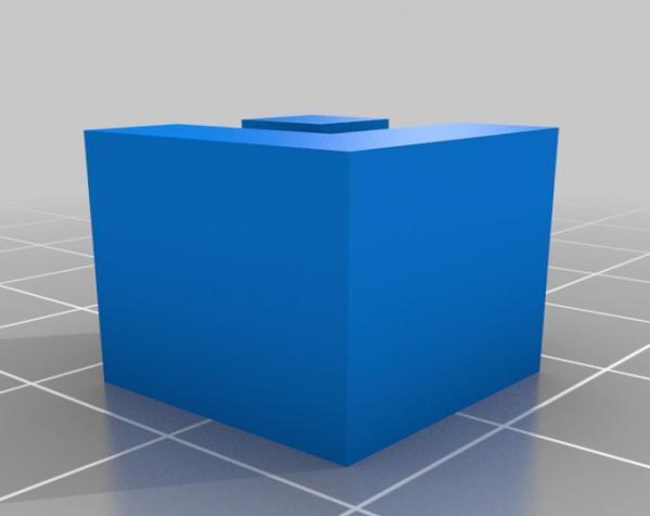 定制模块化俄罗斯方块形架 3D模型  图4
