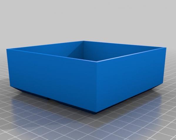 定制模块化俄罗斯方块形架 3D模型  图6