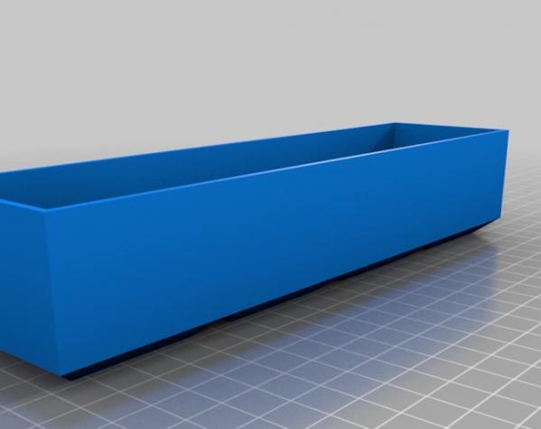 定制模块化俄罗斯方块形架 3D模型  图7
