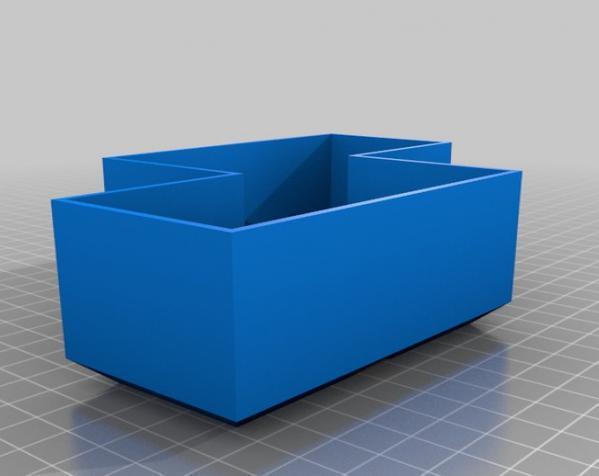定制模块化俄罗斯方块形架 3D模型  图8