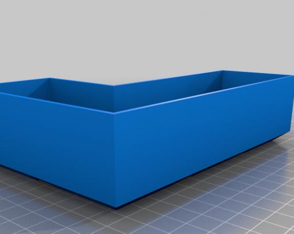 定制模块化俄罗斯方块形架 3D模型  图9