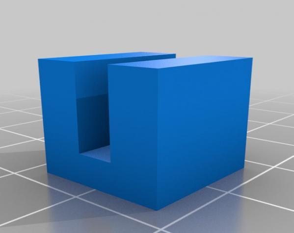 定制模块化俄罗斯方块形架 3D模型  图10