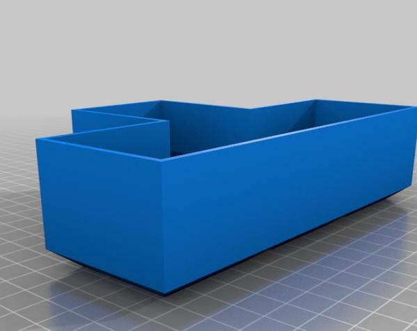 定制模块化俄罗斯方块形架 3D模型  图12