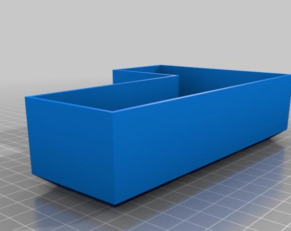 定制模块化俄罗斯方块形架 3D模型  图11