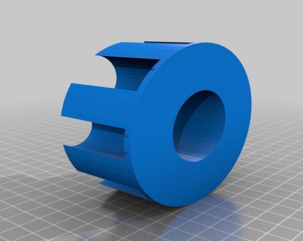 迷你硬币架 3D模型  图2